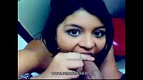 Linda morena patricinha dando a buceta gostosa para amigo da faculdade