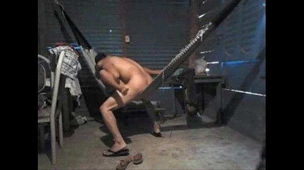 Fodendo na rede com a gostosa do corpo flexível