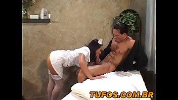 Furacão porno enfermeira gostosa trepando com bombado