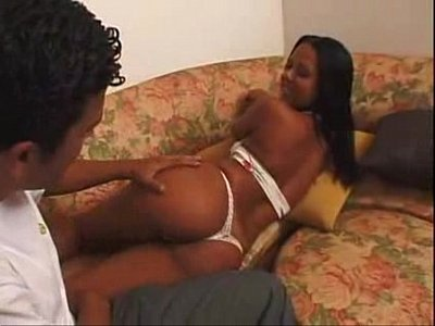 Porno quente com brasileira mulata